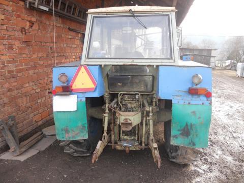 Traktor 12045 - Prodám traktor Zetor 12045. Vzduchová sedačka ...