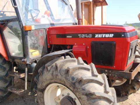ZETOR 7340 - Prodam zetor 7340 rv97 nove pneu v pěknem stavu ...