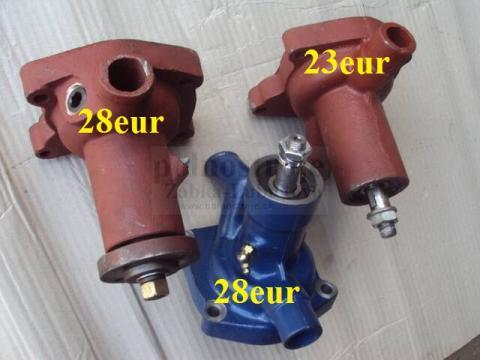 Zetor 25 vodní pumpa