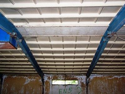 Stropní betonové panely