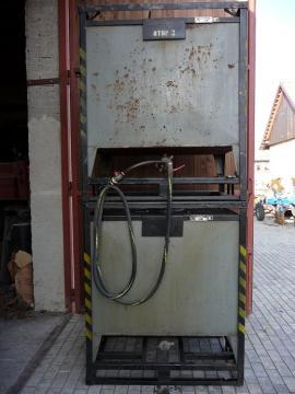 Ocelové nádrže