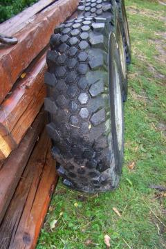 Pneu 12,5-20 MPT - Prodej 3 kusů pneu Barum 12,5-20 MPT. - agroBAZAR ...