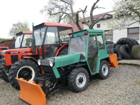 malotraktor MT8 - 150.13 - prodám malotraktor MT8 - 150.13, rok ...