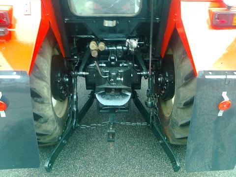 Prodám traktor Zetor 5245 - Prodám traktor Zetor 5245 rv. 1989, po ...