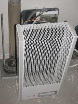 Plynový ohřívač vody mora