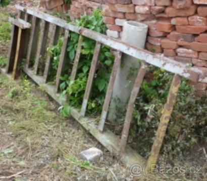 Prodám železné schody