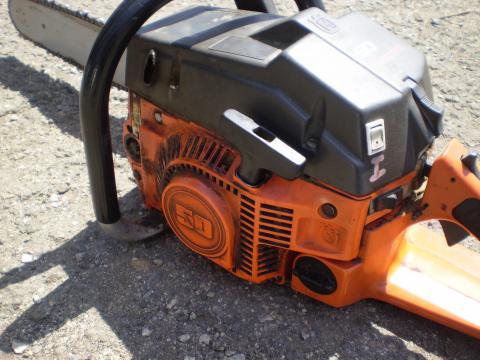 Motorov pila husqvarna 50 a 3 litry oleje na maz n for Pila pneus
