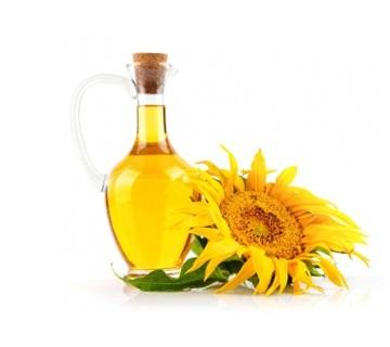 Slunečnicový olej na dřevo
